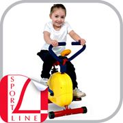 Детский велотренажер фото