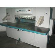Бумагорезальная машина PERFECTA 115 UC, год выпуска-1996 фото