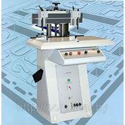 Профессиональные электро-механический 2-х головочный круглитель углов H2 фото