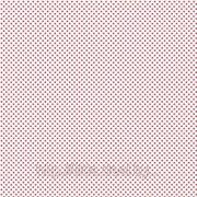 Ткань Тильда Mini Spot Red. фото