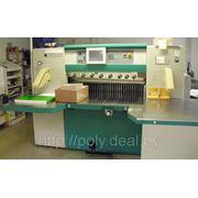 Бумагороезальная машина PERFECTA 115 TVC 2002 год фото