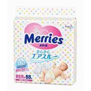 Японские подгузники MERRIES MOONY GOON фото