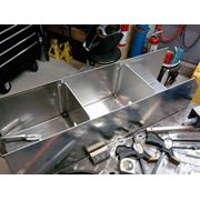 Ремонт алюминиевых топливных баков фото