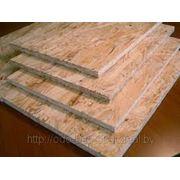 Плита древесно-стружечная влагостойкая OSB/3 10*2500*1250мм фото