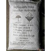 Калий гидроокись (гидроксид калия, едкий калий, каустический поташ) фото