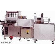 Автоматическая пневматическая машина для установки металлических планок PGA AP 510 S/C фото