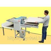 Штриховально-фрезировальная машина для картона OSCAR фото