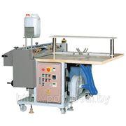 Полуавтоматическая машина для изготовления переплетных крышек SJB фото