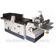 Швейно-резальная машина полуавтомат JMD Stitrim-380 фото