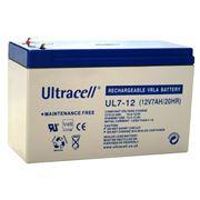 Аккумулятор 12В 7Ач Ultracell фото