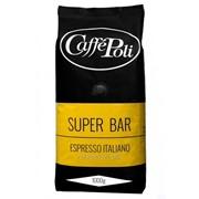 Кофе в зернах Poli Super Bar, 1 кг фото