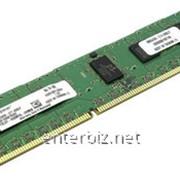 Модуль памяти DDR3 4GB/1600 ECC CL11 Kingston (KVR16E11S8/4), код 48306 фото