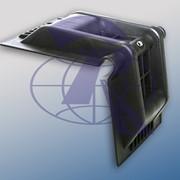 Уголок для защиты ремня от износа (пластиковый)
