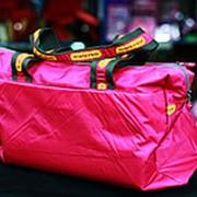 Женская спортивная дорожная сумка Asiapard AL 1019-1 розовая фото