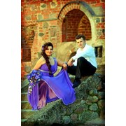 Пошив Свадебного платья в греческом стиле фото