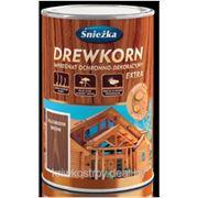 Sniezka Drewkorn EXTRA (пропитка для древесины), 9 л., (9 цветов) фото