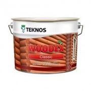 Пропитка защитная прозрачная Woodex CLASSIC, 0.9 л. фото