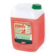 Средство огнебиозащитное Зотекс Биопорол Плюс 1-ой и 2-й группы огнезащитной эффективности 25кг фото