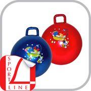 Мяч надувной детский фитбол Insportline IN3485 фото