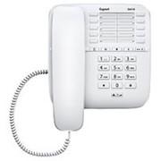 Gigaset DA510 Белый Проводной телефон фото