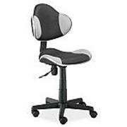 Кресло компьютерное Signal Q-G2 (серо-черный) фото