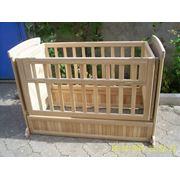 Детские деревянные кроватки фото