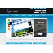 Web-дизайн / Web design & Hosting фото