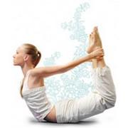 Йога - фитнес фото