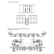 Комплектная трансформаторная подстанция городского типа Ктпг (2ктпг) 25-1600/10(6) у1 фото