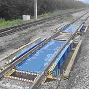 Весы железнодорожные