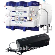 Система обратного осмоса P'ure Ecosoft с минерализацией и помпой фото