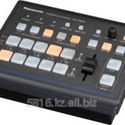 Компактный мультиформатный HD/SD видеомикшер AW-HS50E фото