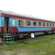 Скоростная путеобследовательская станция ЦНИИ-4 фото