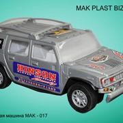 Машины детские МАК-17 фото