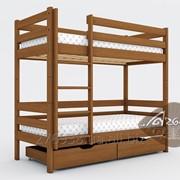 Двухъярусная кровать Дуэт фото