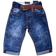 Джинсовые шорты №0284-WS-0771Ws 10 фото