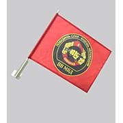Флаг на авто ВВ МВД СПЕЦНАЗ 30х40 фото