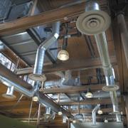 Вентиляция зданий и сооружений фото