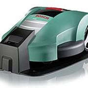 Bosch INDEGO Роботизированная газонокосилка фото
