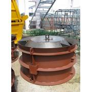 Металлическая форма колец КС 10-9, КС 15-9М, КС 20-9М фото
