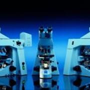 Прямые микроскопы для материаловедения. Лабораторный поляризационный микроскоп фото