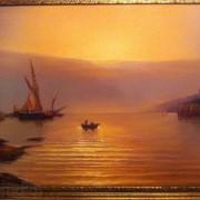 Продаем картины признанного мастера морского пейзажа С. Коваля фото