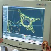 3D моделирование деталей и узлов фото