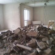 Демонтаж стен и перегородок в Минске без пыли и мусора фото