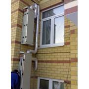 Ремонт систем приточно-вытяжной вентиляции 2 фото
