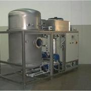 Вакуумно-выпарные установки для переработки коррозивных и высококоррозивных жидкостей фото