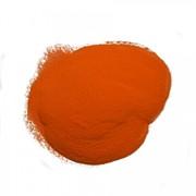Оранжевый светящийся порошок - люминофор ТАТ 33 -100 грамм фото