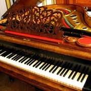 Настройка пианино и роялей фото