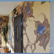 Роспись стен в Бресте фасадная фото