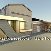 Дизайн фасадов домов и коттеджей. фото